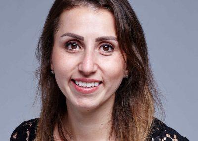Dina Alaeddin, MS, CGC