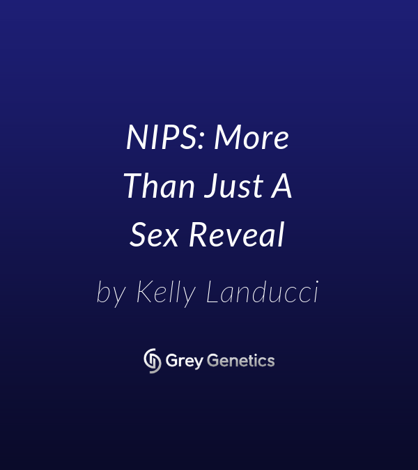 NIPS: More Than Just a Sex Reveal