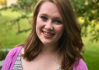 Katie Agre, MS, CGC