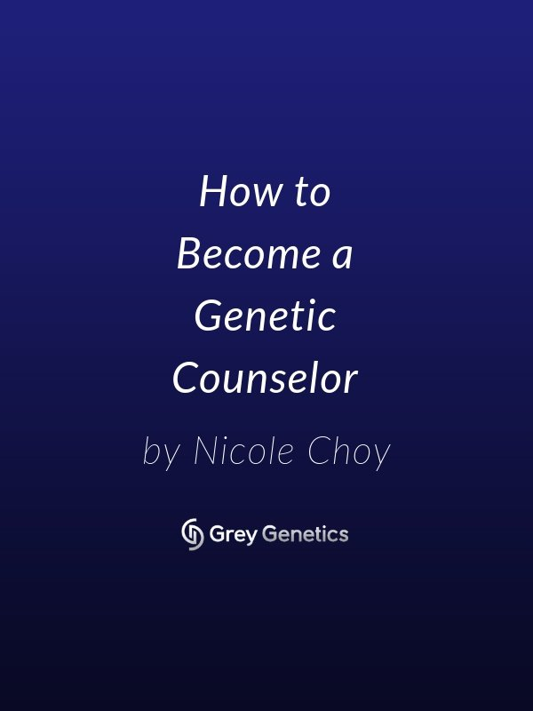 how to become a genetic counselor