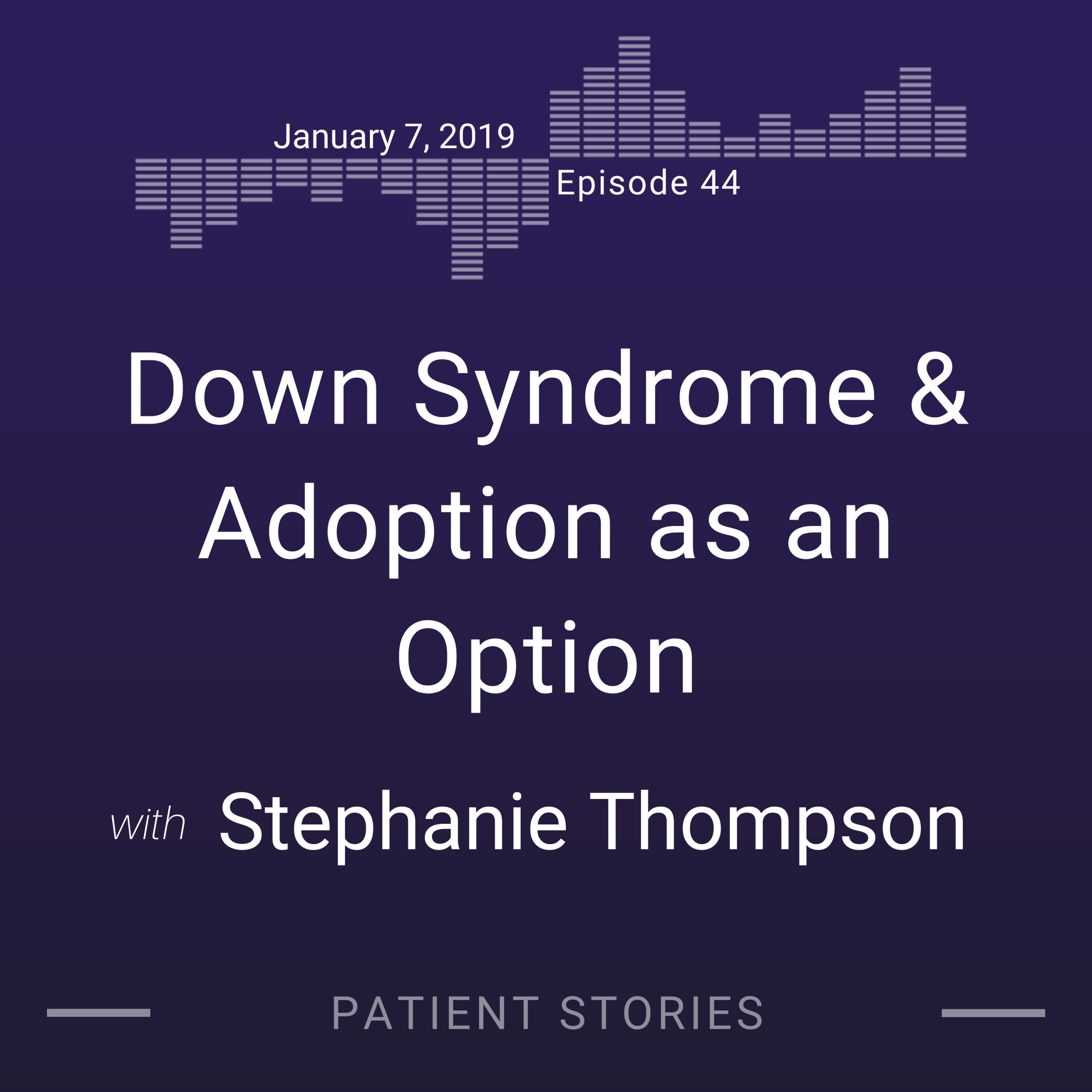 Down syndrome adoptin