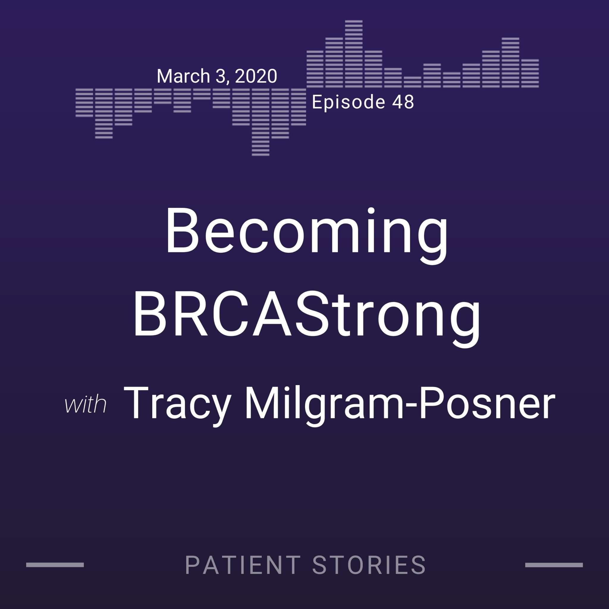 Becoming BRCAStrong