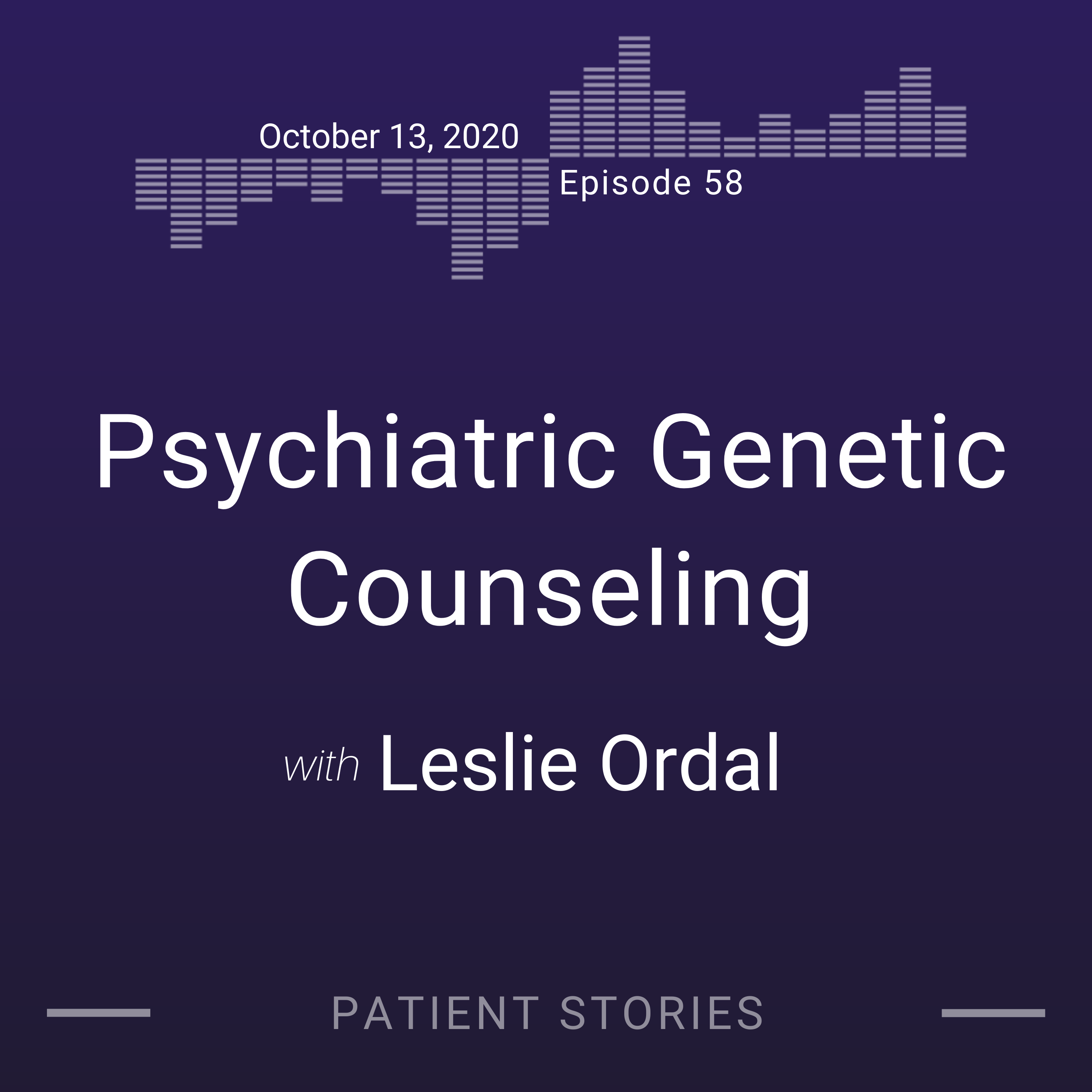 Psychiatric Genetic Counseling