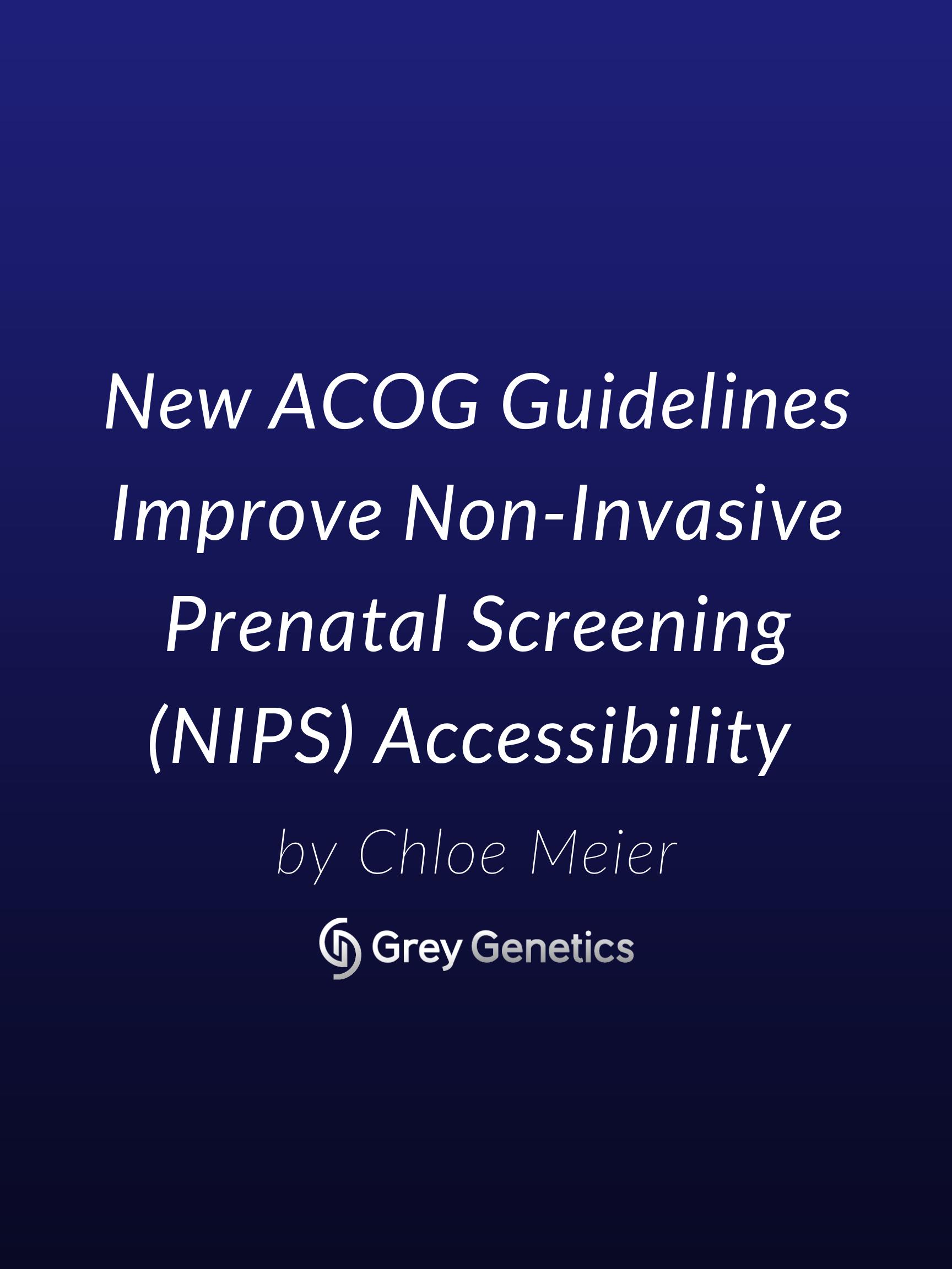 NIPS guidelines